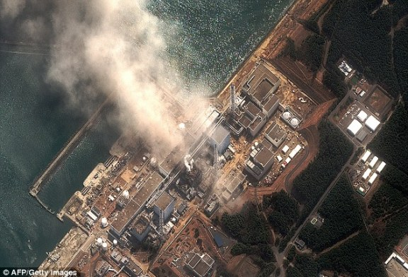 The disaster in Japan and the Danger of Nuclear Power Plants