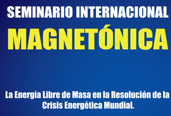 El uso de la energía libre de masa: Bucaramanga será el escenario para debatir el futuro de la humanidad