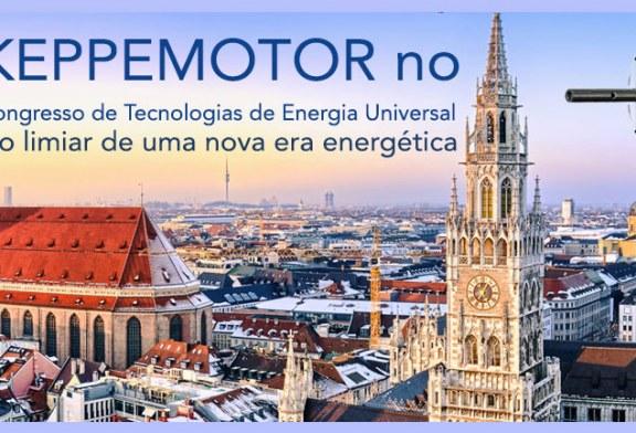 Keppe Motor, convida para uma Conferência em Munique