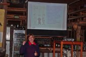 MDGV  promoveu palestra sobre Trilogia Analítica