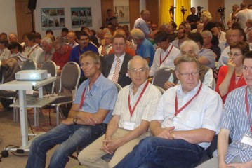 KEPPE MOTOR at the Congress Universal Energy Technologies