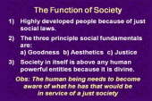 All Problems Have Their Origin in the Internal Conduct of Human Beings – Program 253