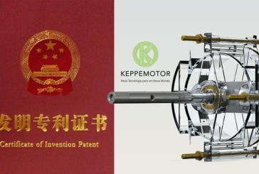 LE BREVET EST PUBLIÉ EN CHINE – Un Troisième Pays reconnaît le brevet du principe des moteurs Keppe – RC (courant résonnant)