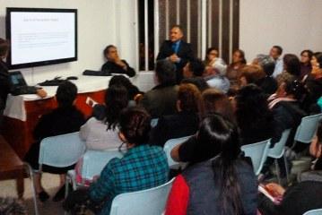 A Sociedade Internacional de Trilogia Analítica e a Associação Stop em Bogotá