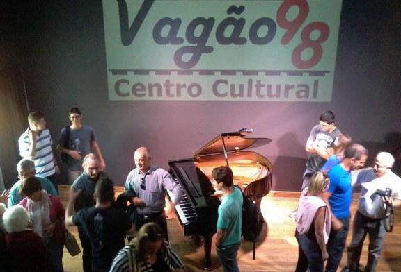 Concerto Piano e Entrevista sobre Importância da Arte na Rádio Transmineral – Sul de Minas Gerais