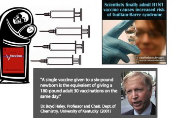 STOP-avslöjar: Faror med vaccin