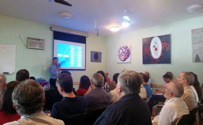 Curso de Introdução à Nova Física – 08 de abril