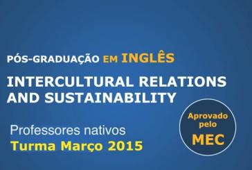 Curso inédito de Pós-Graduação em Inglês é lançado em São Paulo