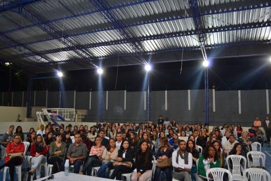 Medicina Psicossomática Integral de Keppe é apresentada para mais de 400 pessoas em Congresso Internacional