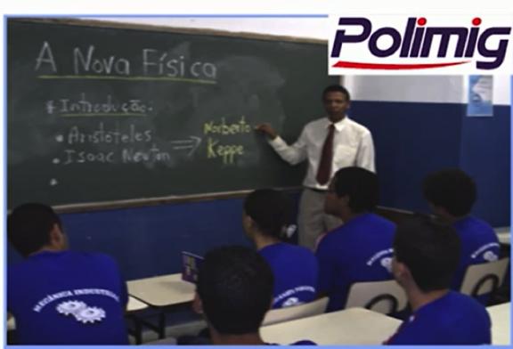 Ensinando a Nova Física – Entrevista com Prof. Euripes Alves