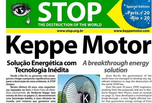 Keppe Motor – Solução Energética com Tecnologia Inédita