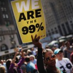 The Liberation of the People at Occupy New York