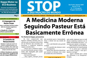 A Medicina Moderna Seguindo Pasteur Está Basicamente Errônea