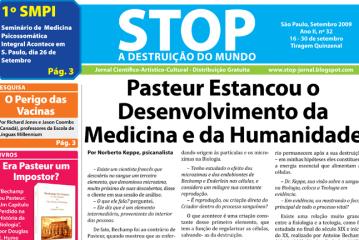 Pasteur Estancou o Desenvolvimento da Medicina e da Humanidade