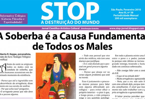 A Soberba é a Causa Fundamental de Todos os Males