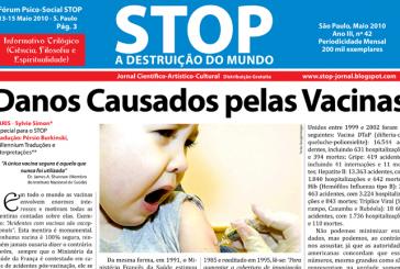 Danos Causados pelas Vacinas