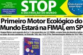 Primeiro Motor Ecológico do Mundo Estará na FIMAI, em SP