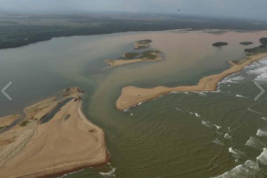 Mudança climática pode reduzir capacidade hidrelétrica em até 20%