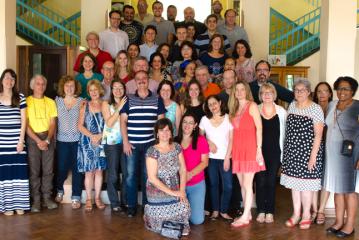 Reunião promovida pelo Instituto Keppe e Pacheco avalia implantação da FATRI (Faculdade Trilógica em Cambuquira)
