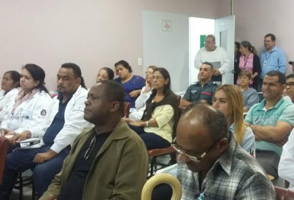 Palestra sobre saúde integral lota sala em evento hospital