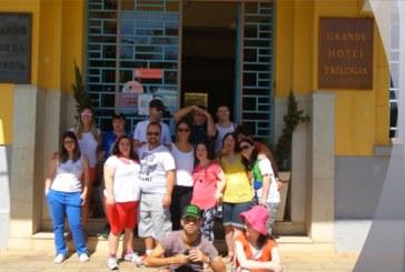 Projeto Simbora Gente no Grande Hotel Trilogia