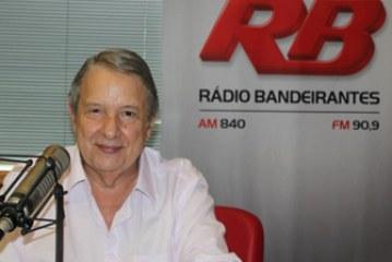 Programa de rádio de grande audiência cita livro Trabalho e Capital e destaca sua mensagem de grande otimismo