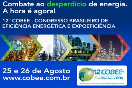 Keppe Motor na Expo Eficiência 2015