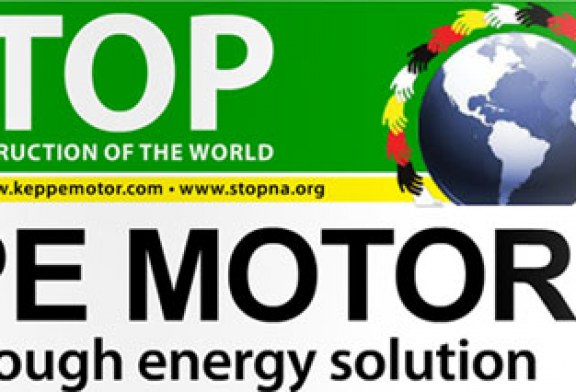 Keppe Motor: Evolve Expo 2013, Denver, CO