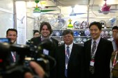 "Chinese Sourcing Fair, CSF in Sao Paulo ""Universe"" – the first Keppe Motor product on the world market"