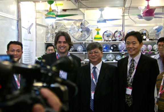 """Chinese Sourcing Fair, CSF in Sao Paulo """"Universe"""" – the first Keppe Motor product on the world market"""