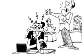 Charla: Como tratar los conflictos en el ambiente familiar y en trabajo