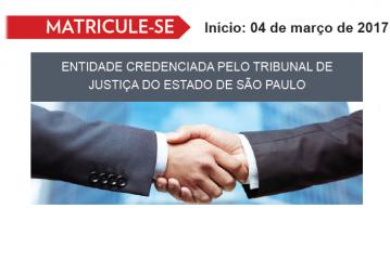 Desenvolva-se profissionalmente e torne-se um Mediador e Conciliador Judicial!