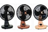 Ventilador de Mesa Keppe Motor ART DÉCO