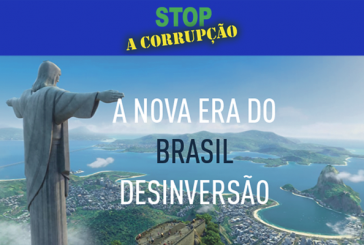 Campanha: STOP a Corrupção – A Nova Era do Brasil – Desinversão