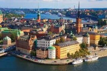 Palestras Terapêuticas em Estocolmo, Suécia